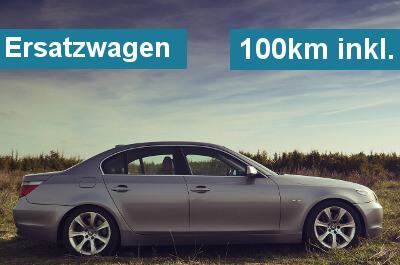 Autoglas Wiesbaden bietet ein Ersatzauto